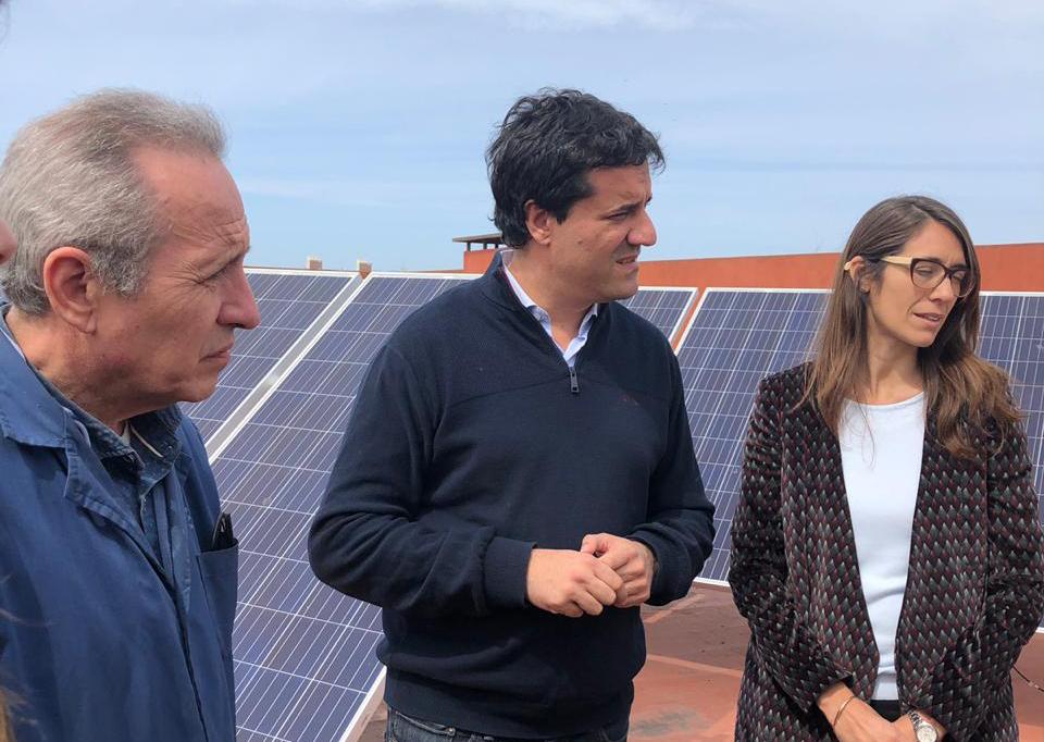 """Abad: """"En Mar del Plata hay muchas iniciativas que nos permiten ilusionarnos con un futuro distinto"""""""