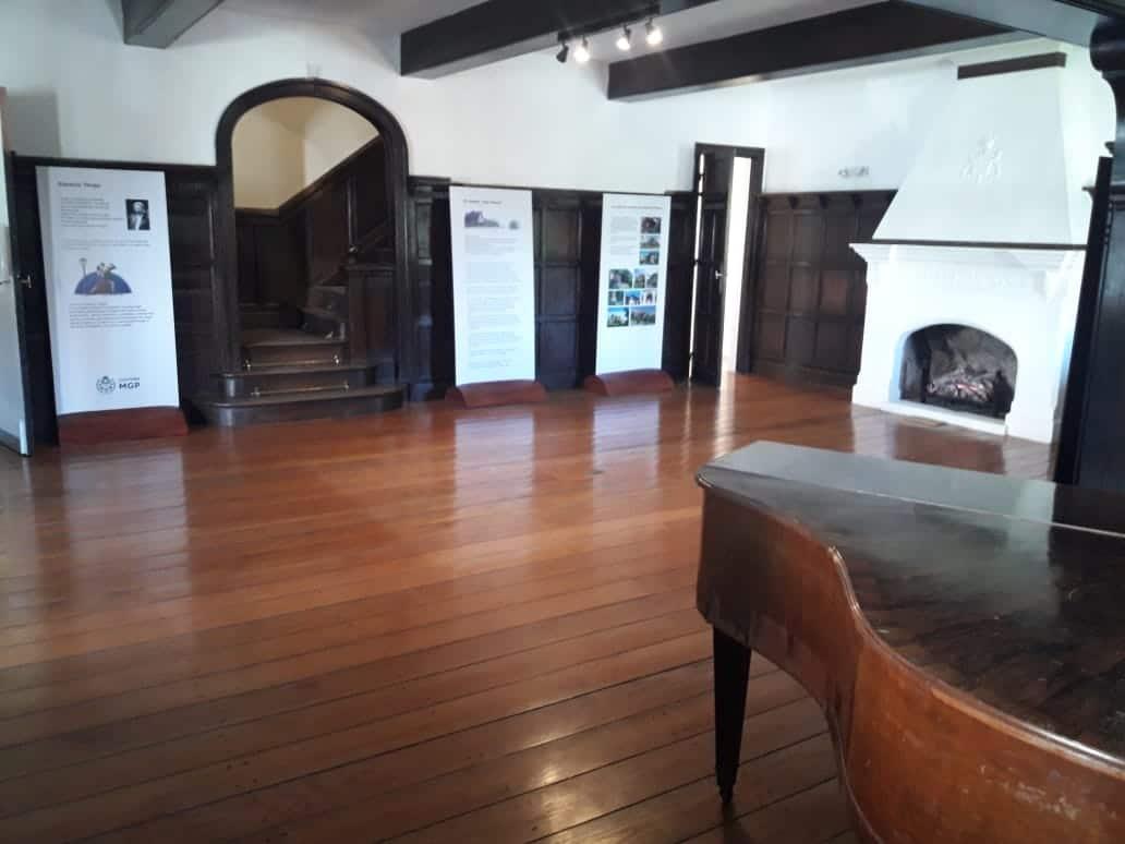 Se presenta el Espacio Tango en la antigua residencia de Mariano Mores