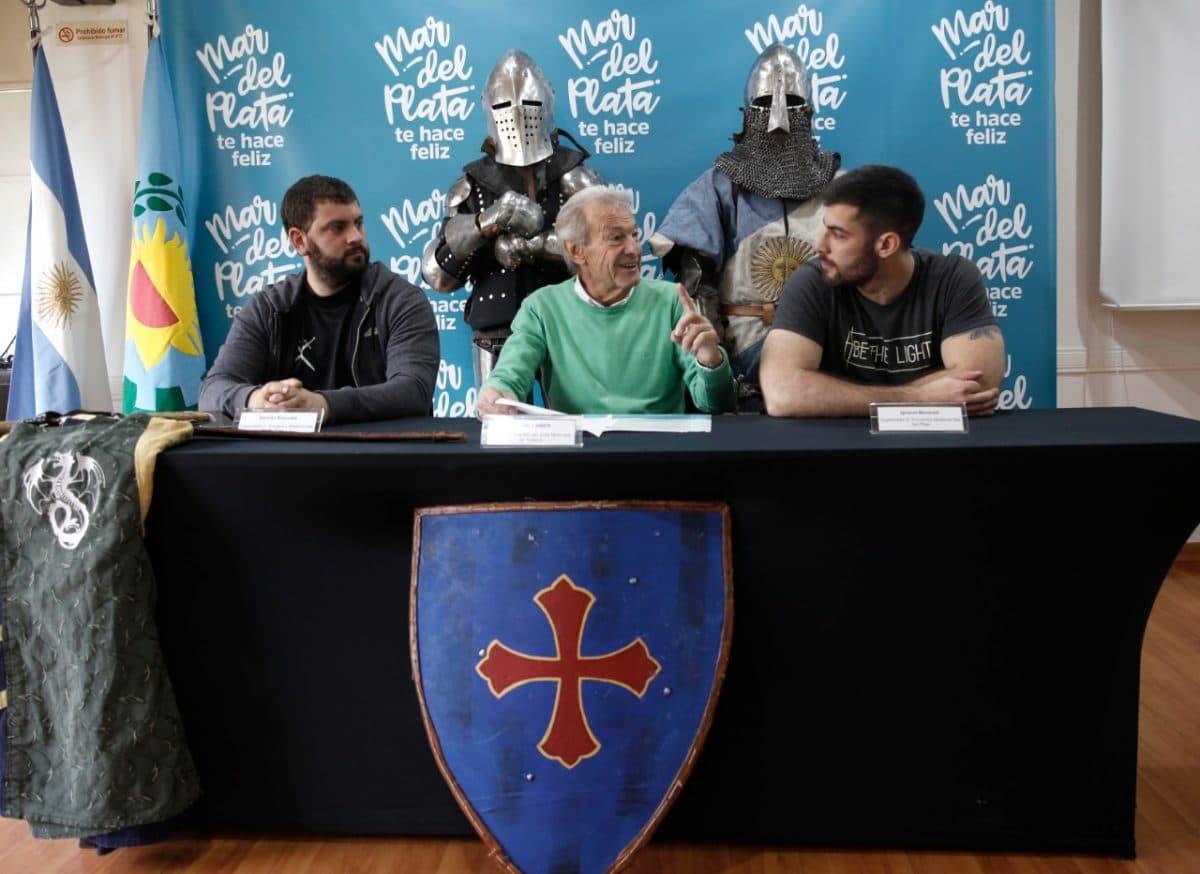 Para toda la familia: 2º Encuentro Medieval Mar del Plata