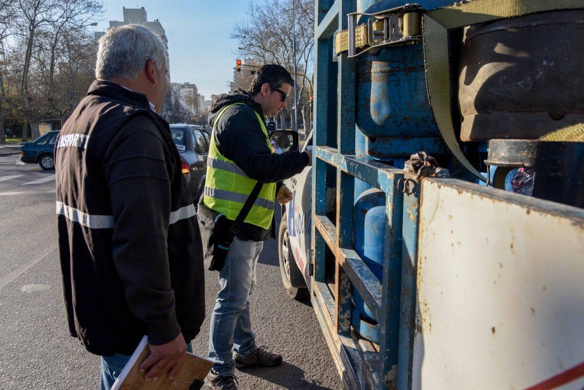 El Municipio realizó 270 controles de Tránsito