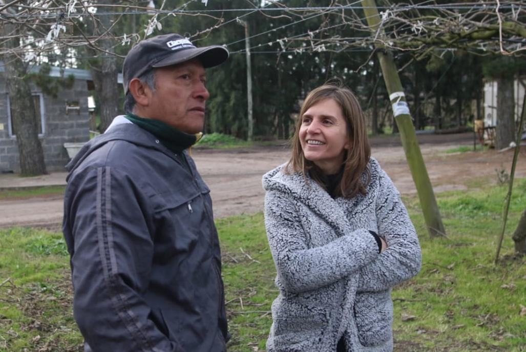 """Raverta: """"arreglar los caminos rurales es apostar a la producción"""""""