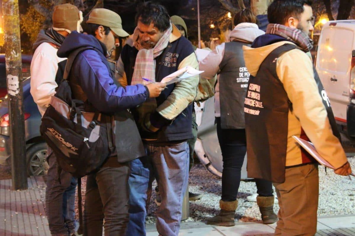 Difundirán resultados del Censo de Personas en situación de calle en Mar del Plata
