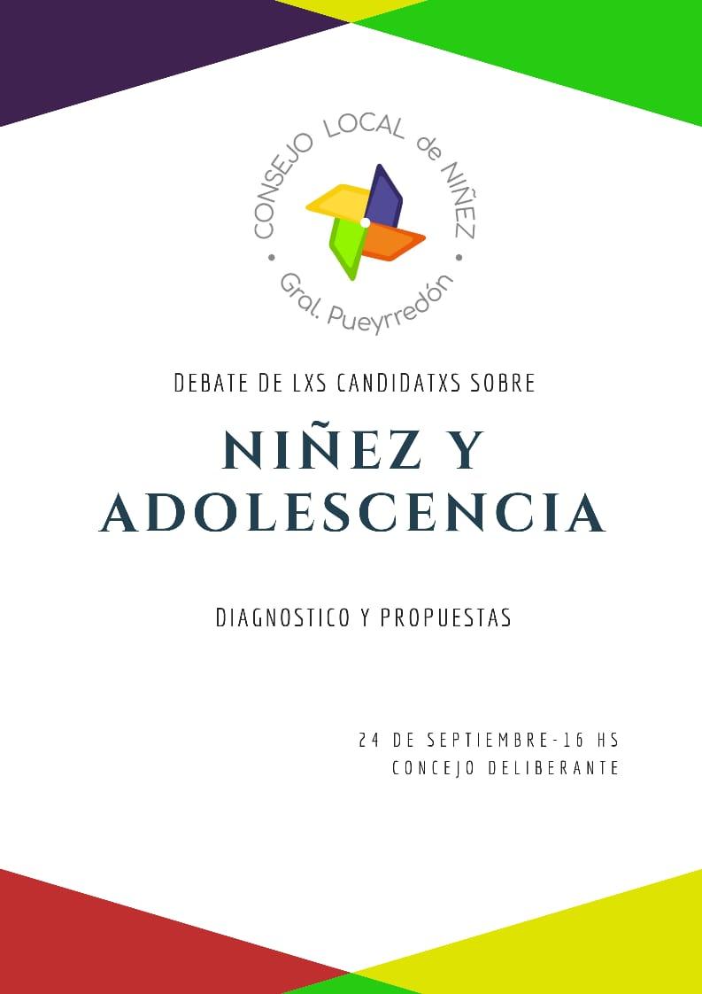 Consejo Local de Niñez se reunirá con candidatos a Intendente