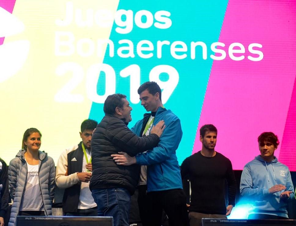 Montenegro revalorizó que Mar del Plata sea sede de los Juegos Bonaerenses