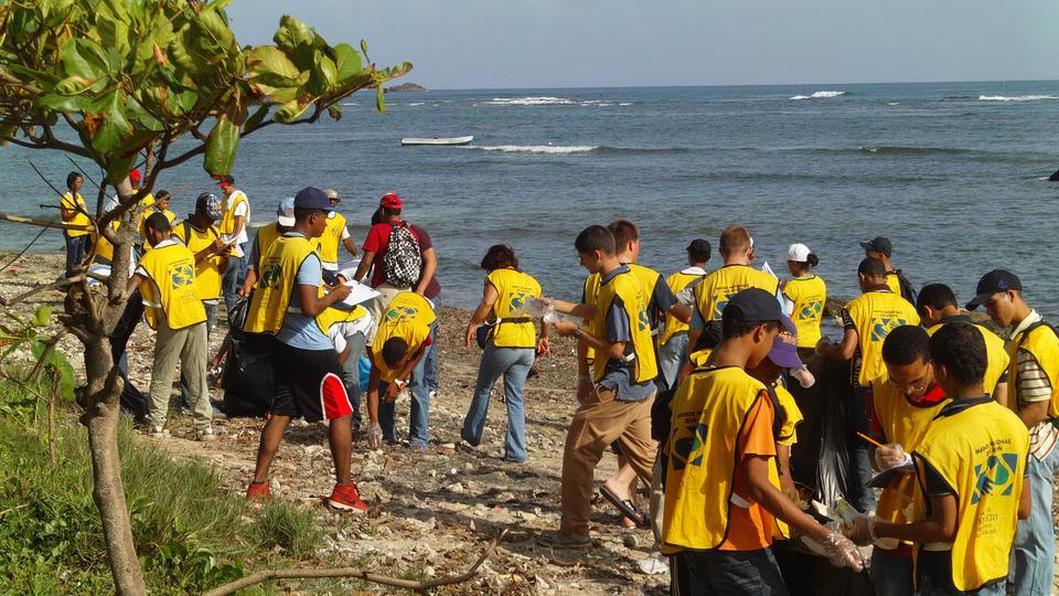 Cientos de voluntarios prestarán servicio a la comunidad marplatense