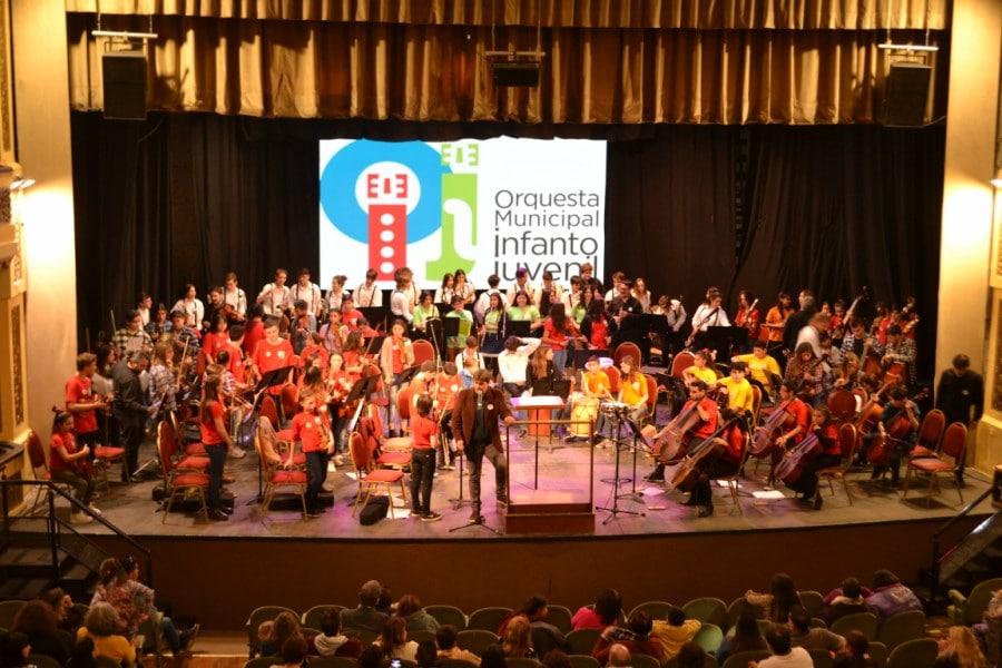 Mar del Plata recibió el 1º Encuentro de Bandas y Orquestas Juveniles e Infantiles del Sudeste Bonaerense