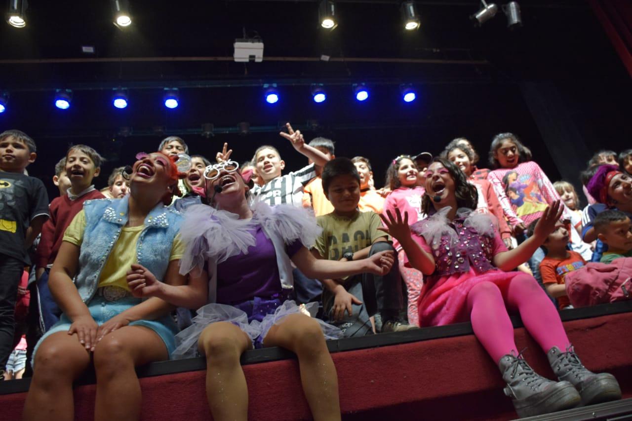 Más de mil chicos disfrutaron el Día de la Niñez del Frente de Todos