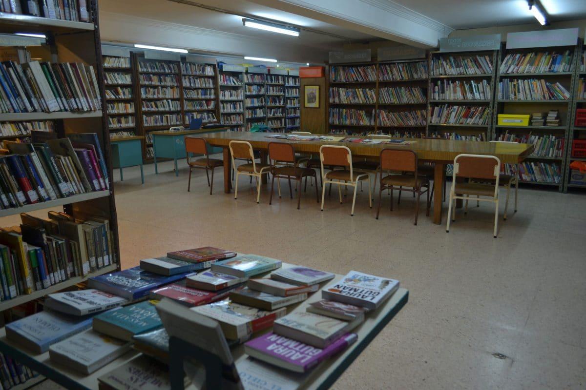 Hay preocupación por el estado del sistema de bibliotecas