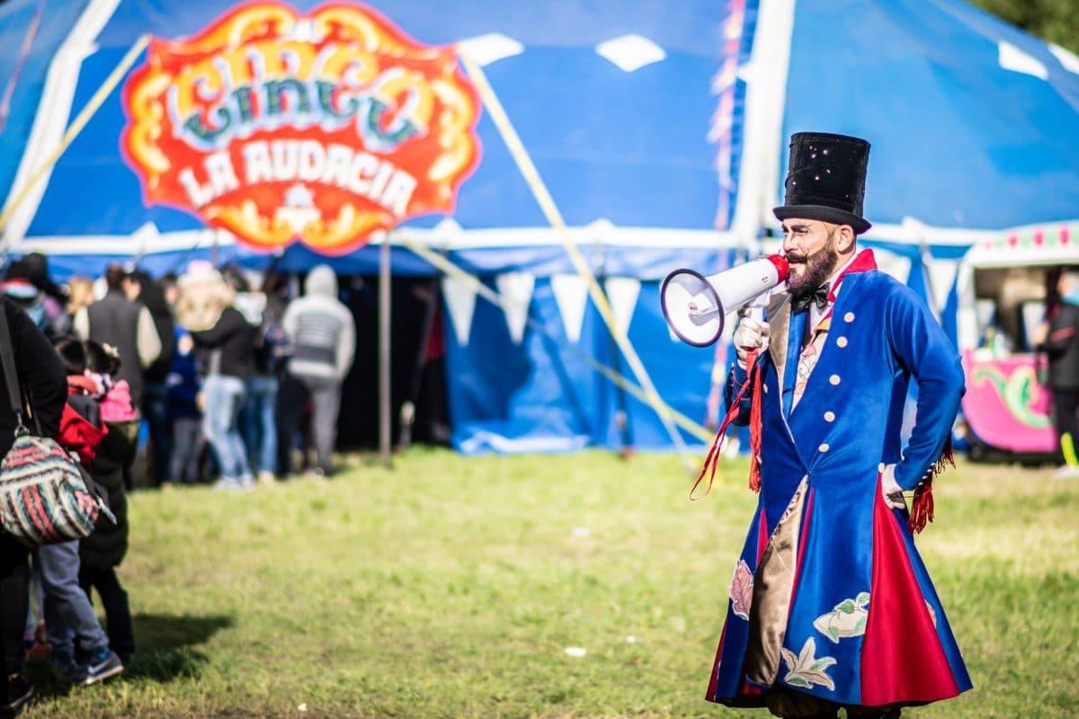 Circo La Audacia seguirá con sus funciones todo el año