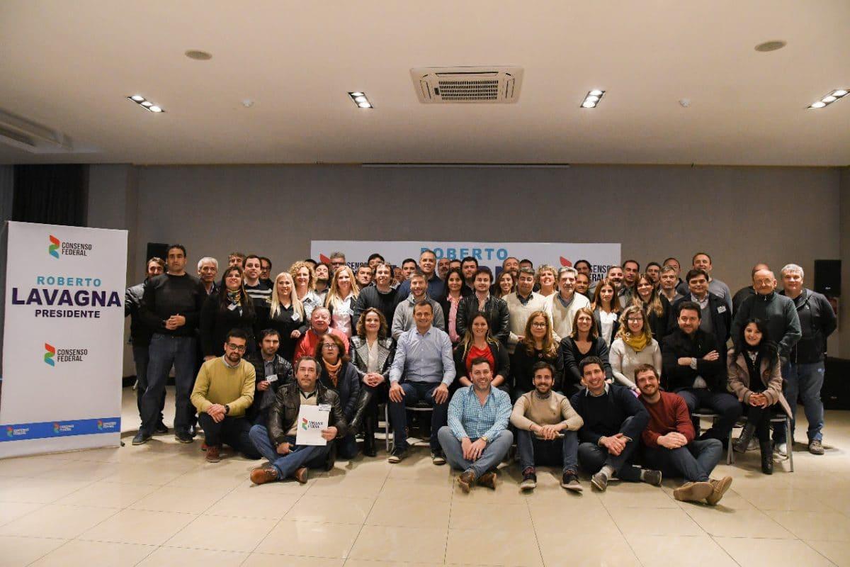 """Bonifatti """"Consenso Federal es, sin dudas, la fuerza política que más crecerá en Argentina"""""""