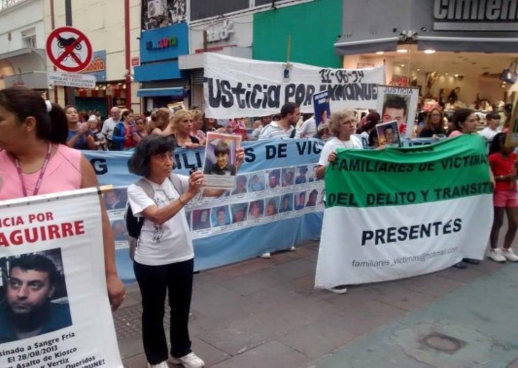Morigeración de penas: piden que se proteja y se respete a la víctima