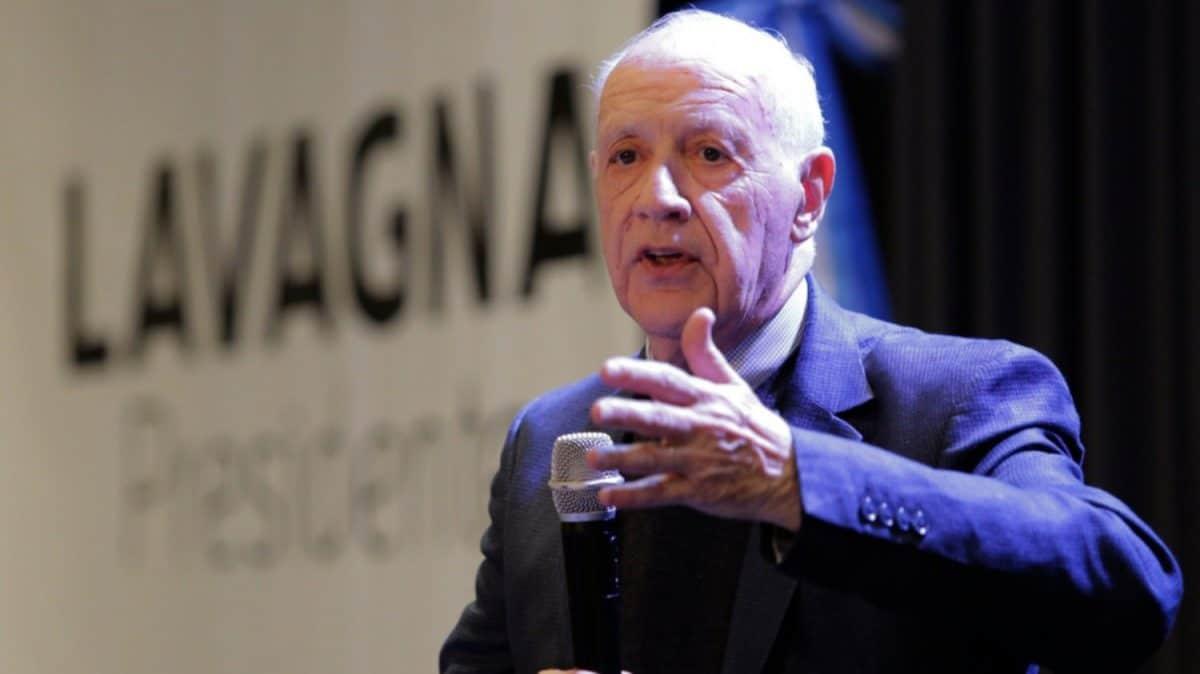 """""""Cambiemos y el presidente Macri ya han perdido"""", dijo Lavagna"""