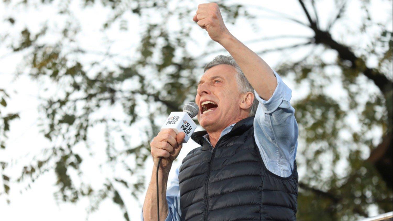 """Macri lleva a Misiones la marcha del """"Sí, se puede"""""""