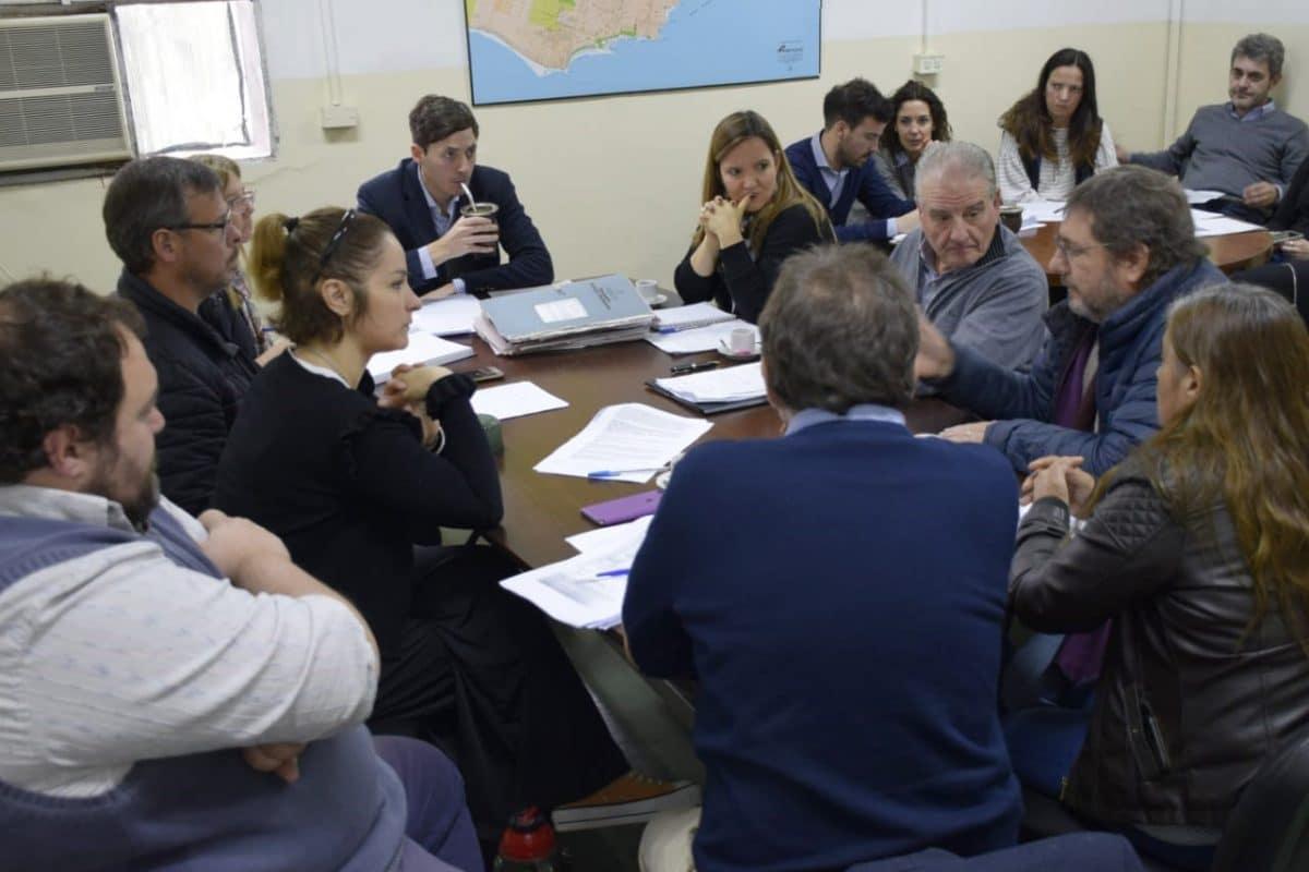 Mar del Plata Entre Todos acompaña el Primer tratamiento de la Ordenanza de Plan de Metas en la Comisión de Legislación del HCD
