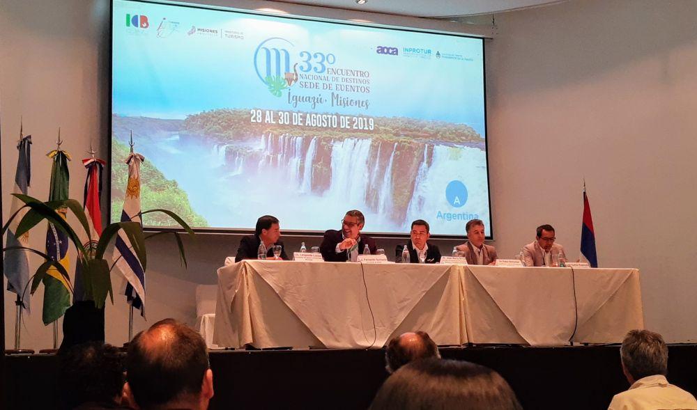 El Mar del Plata Bureau participó del 33º Encuentro Nacional de Destinos Sede de Eventos