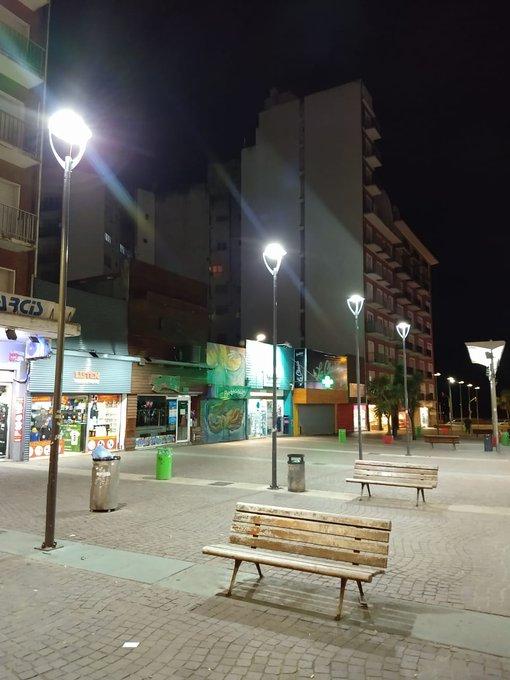 Intensifican la puesta en valor de la Peatonal San Martín