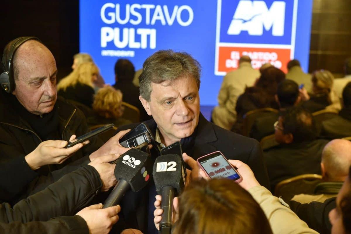 """Pulti: """"el próximo Presidente ya está definido y se llama Alberto Fernández"""""""