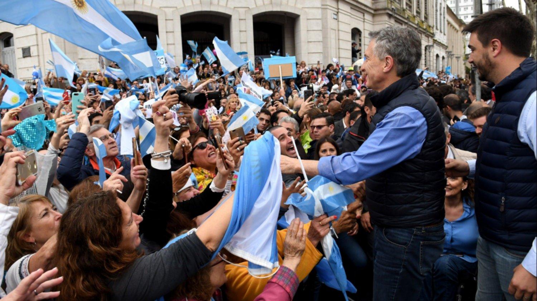 Macri incluye a Mar del Plata en tramo final de la campaña