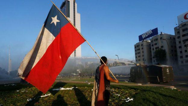 CHILE: ESTADO DE EMERGENCIA