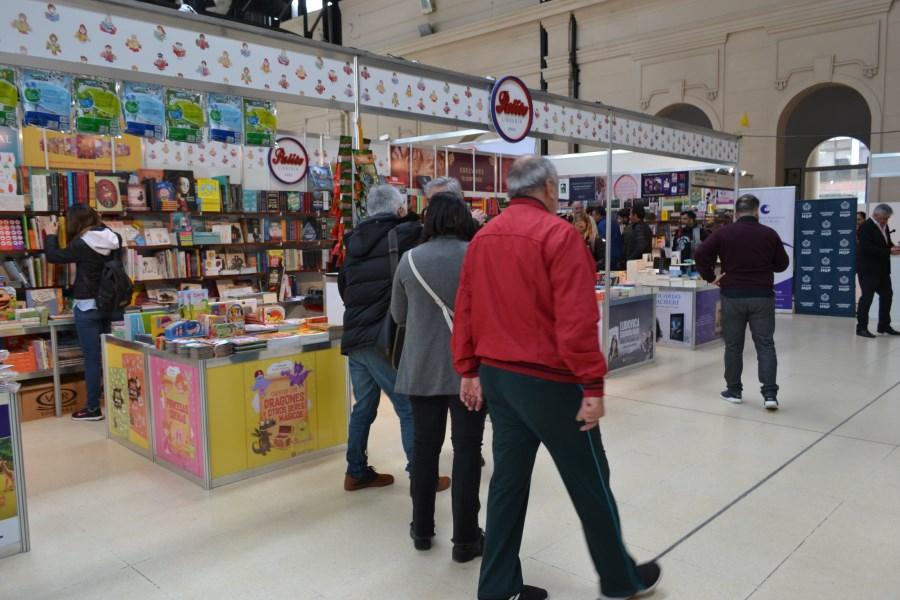 La Feria del Libro prepara importantes actividades para el fin de semana largo