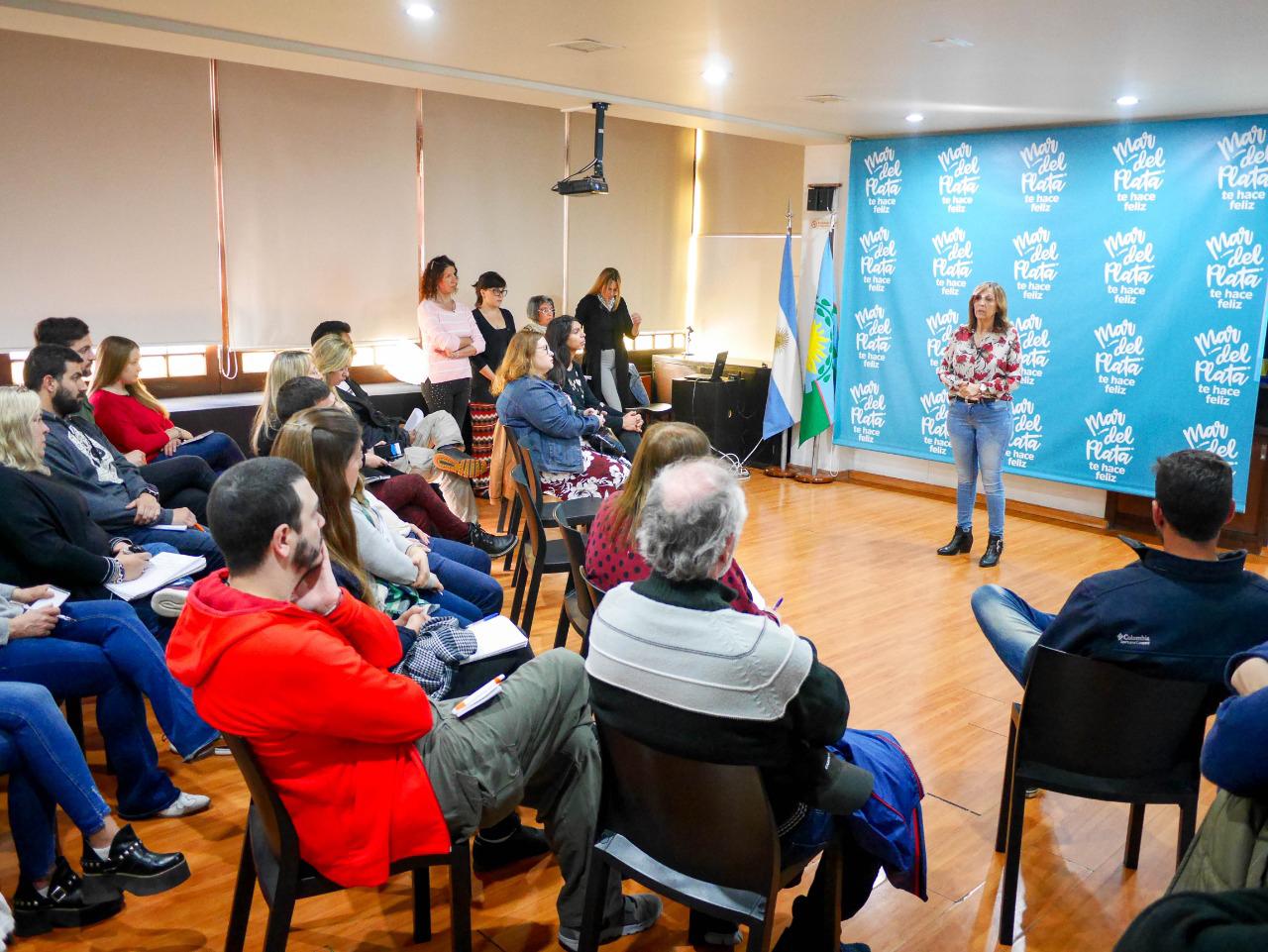 Ley Micaela: inician capacitación en género para los empleados municipales