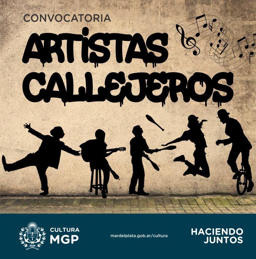 Temporada 2020: abren convocatoria a artistas callejeros