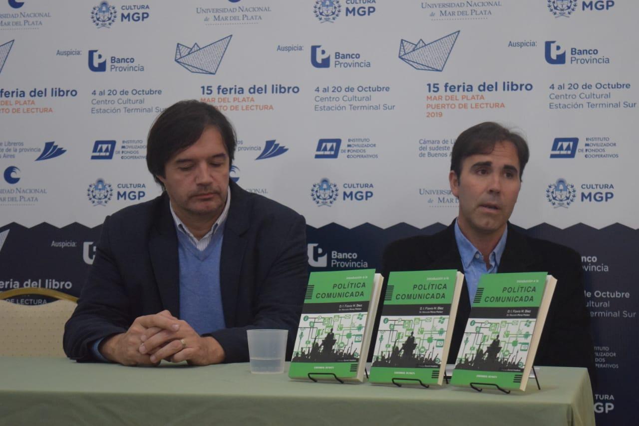 """""""Política Comunicada"""", una publicación de marplatenses que trasciende las fronteras"""