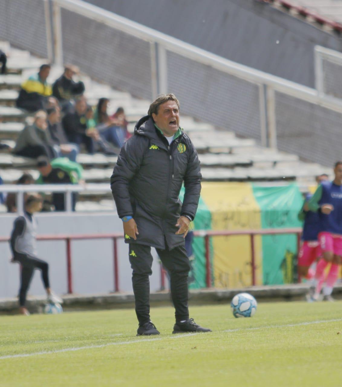 En el debut de Hoyos, Aldosivi volvió al triunfo y salió de zona del descenso