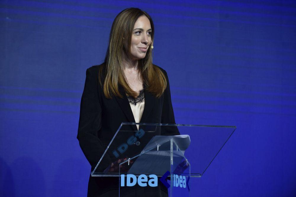 """Vidal pidió en IDEA el acompañamiento de los empresarios y aseguró: """"El futuro es sin grieta"""""""