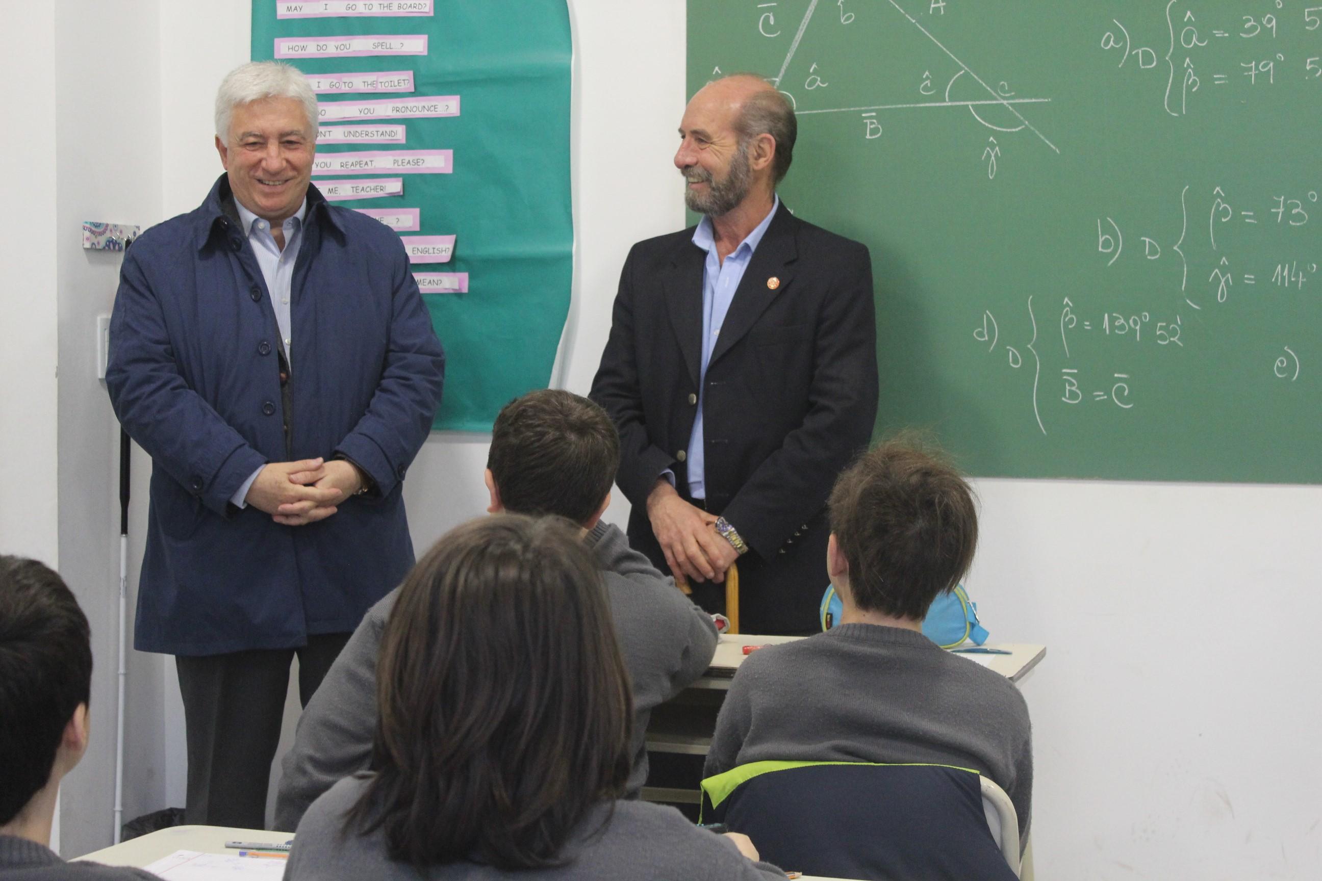 El Instituto Educativo Yumbel de la OAM recibió un millonario subsidio del INAES