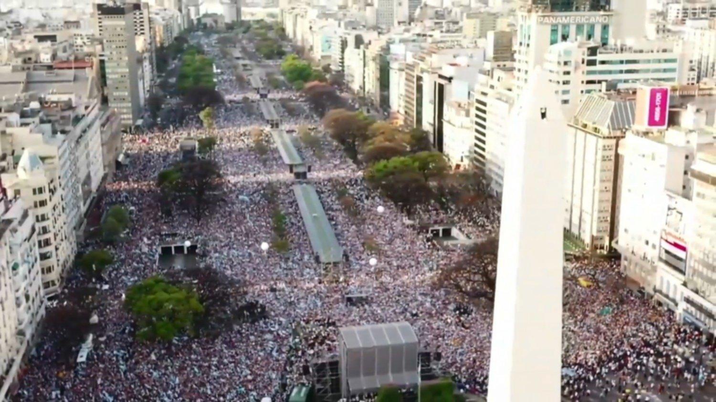 Macri, en la «Marcha del millón»: «Tenemos que dar vuelta la elección»