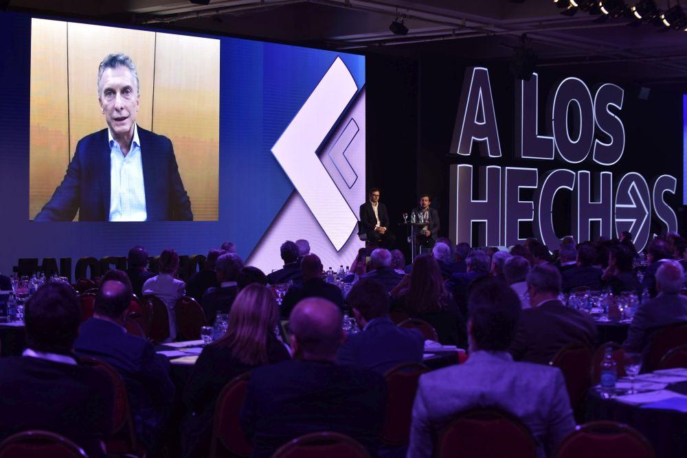 Con una videoconferencia de Macri cerró el Coloquio de IDEA en Mar del Plata