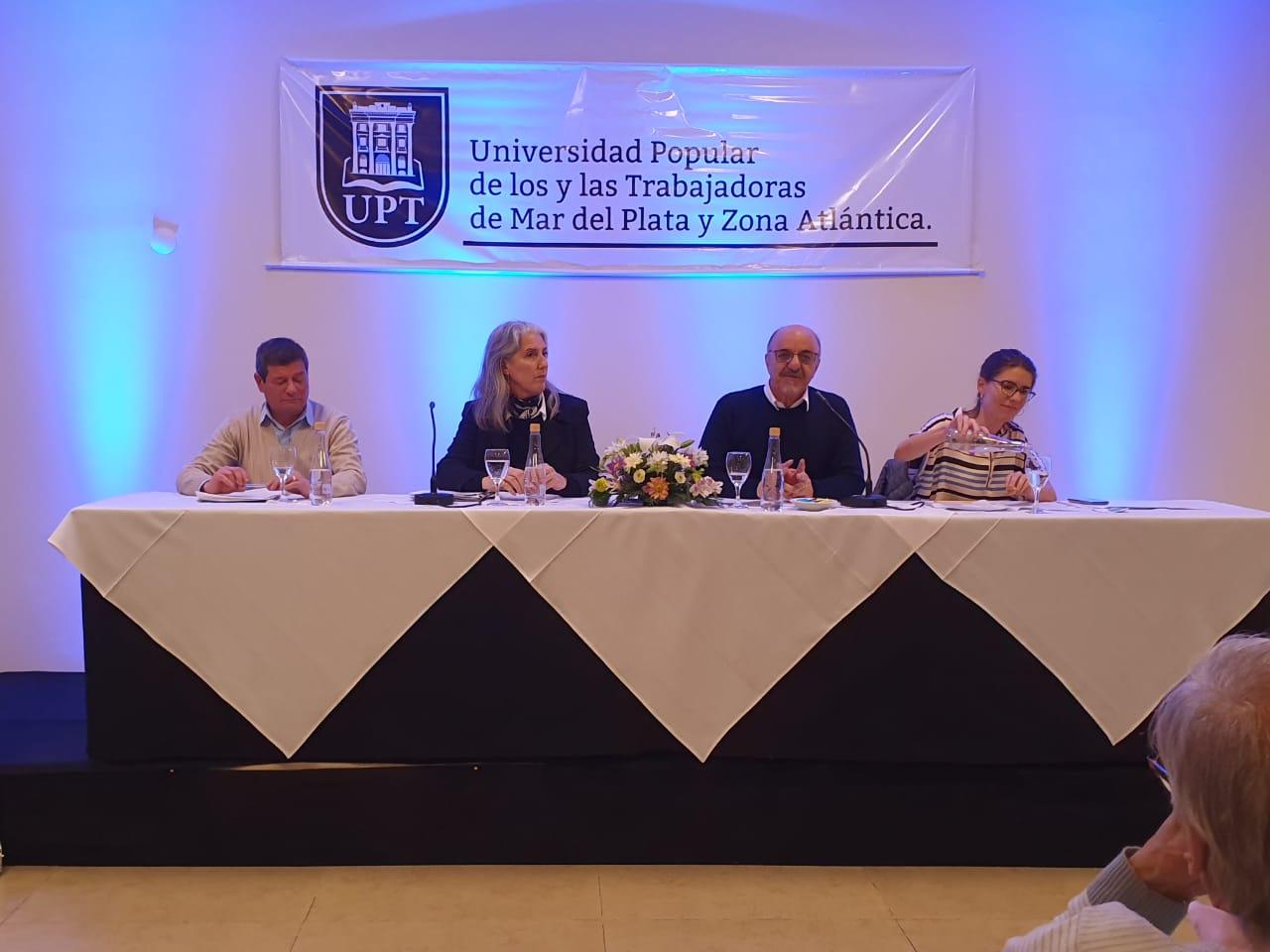 """Se realizó el encuentro Agenda Urgente """"Para una sociedad de trabajo"""""""