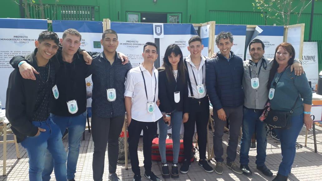 Energías renovables: alumnos marplatenses fueron reconocidos en certamen provincial