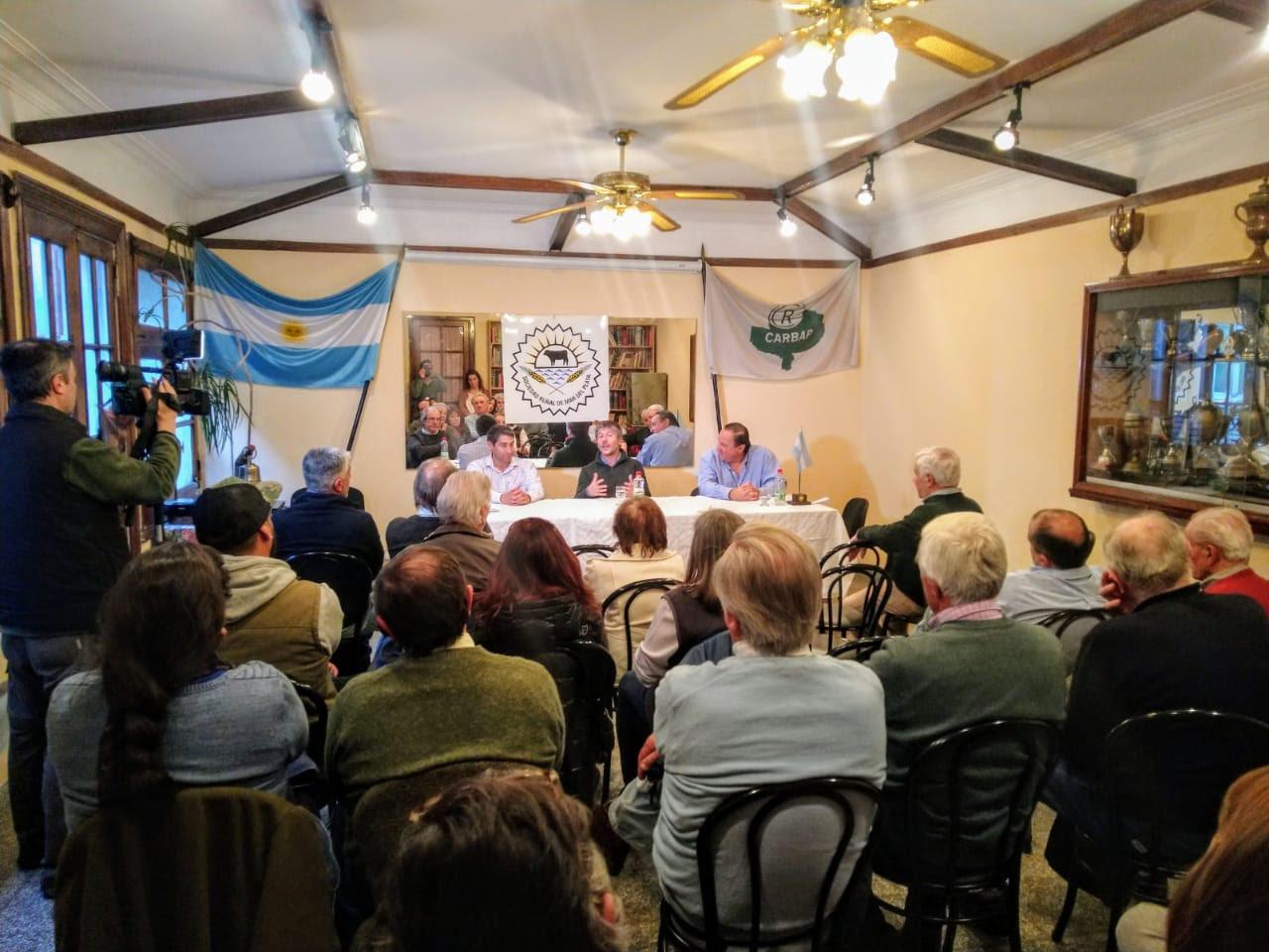 """Bonifatti: """"el municipio debe asegurar la actividad rural y su economía"""""""