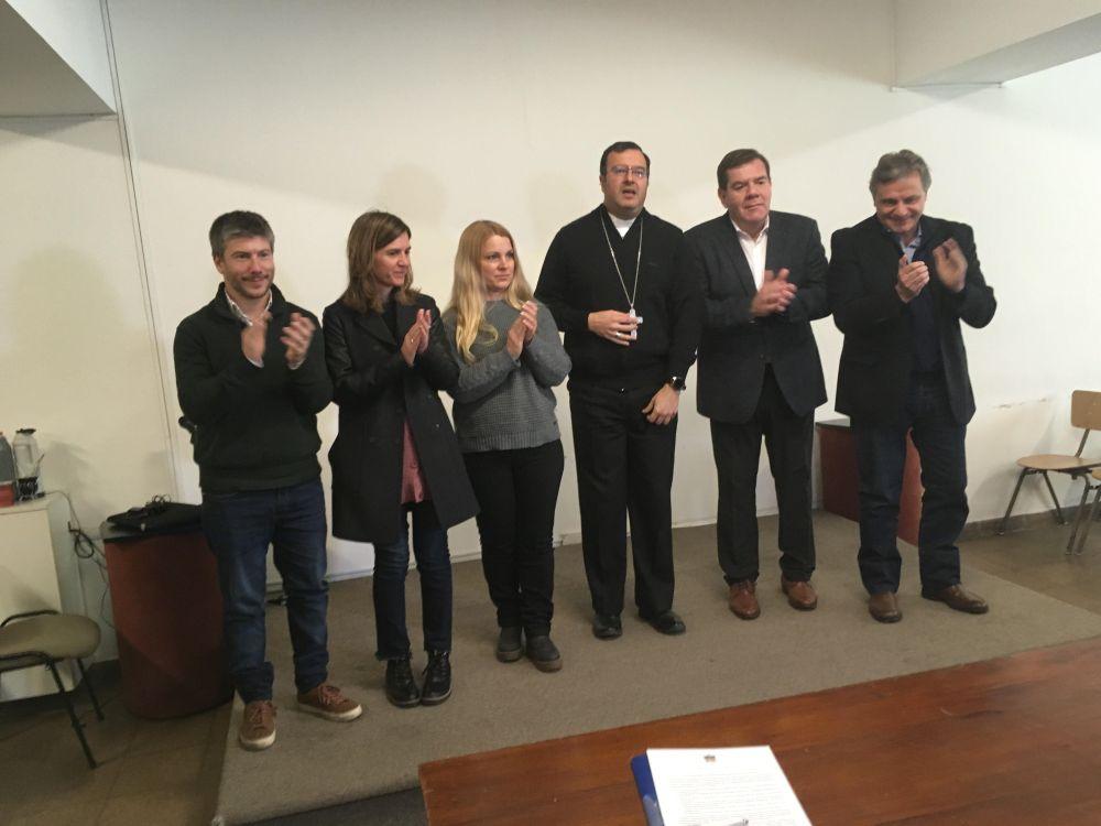 """Elecciones: obispo de Mar del Plata pidió tener presente """"los grandes valores de la vida"""""""