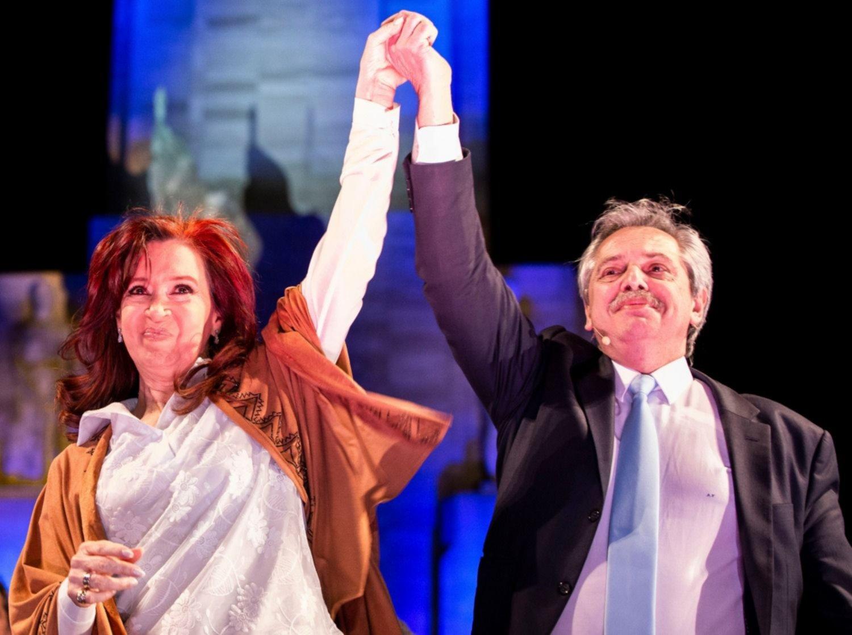 Alberto y Cristina cerrarán la campaña en Mar del Plata