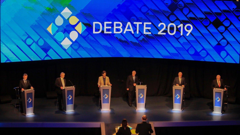 Cuáles fueron las frases de los candidatos con mayor impacto positivo en la gente, según la UBA