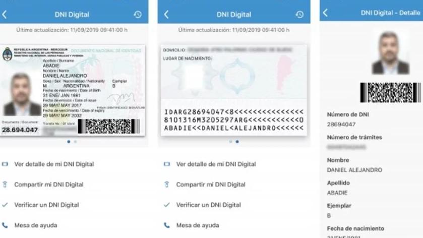 El Gobierno lanza la opción de DNI digital