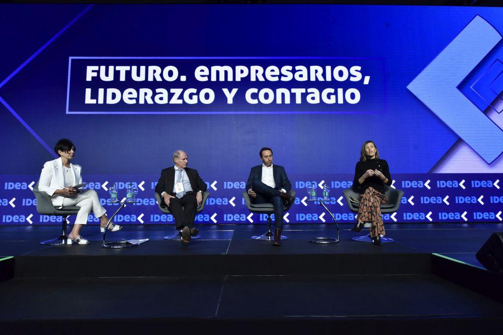 Coloquio de IDEA: empresarios piden reforma laboral e impositiva para crecer y reducir la pobreza
