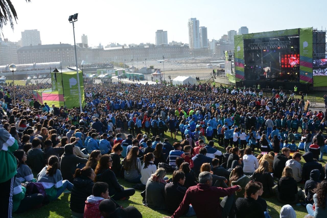 """Juegos Bonaerenses: """"se convirtieron en una fiesta del deporte y la cultura para toda la Provincia"""""""