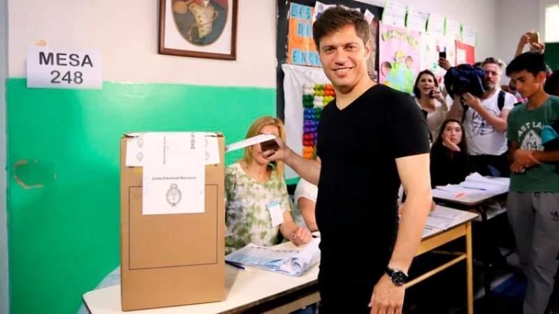 Axel Kicillof es el nuevo gobernador de la provincia de Buenos Aires