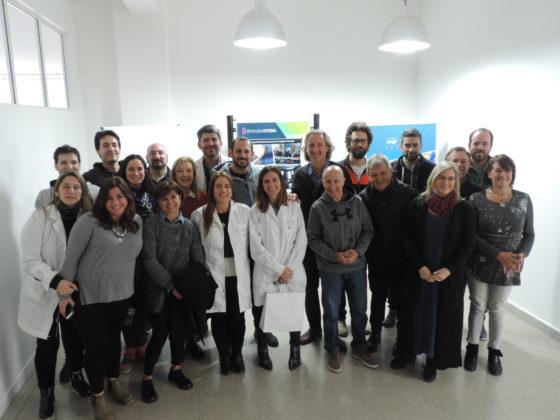 """""""Científico por un día: conocer para decidir"""". La visita de los candidatos a intendente al CONICET Mar del Plata"""
