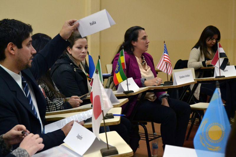 Declaran de interés el simulacro de la Organización de las Naciones Unidas de la ong Nexxos
