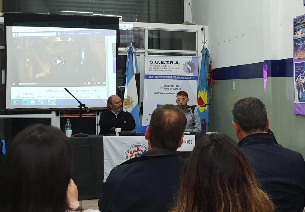 """SUETRA presentó """"15 Minutos para Mar del Plata"""""""