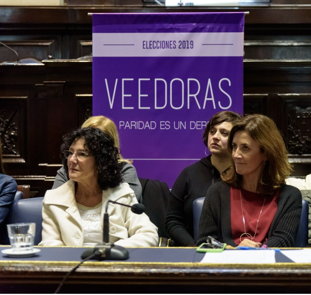 En más del 50 por ciento de los municipios bonaerenses no hay candidatas a la intendencia
