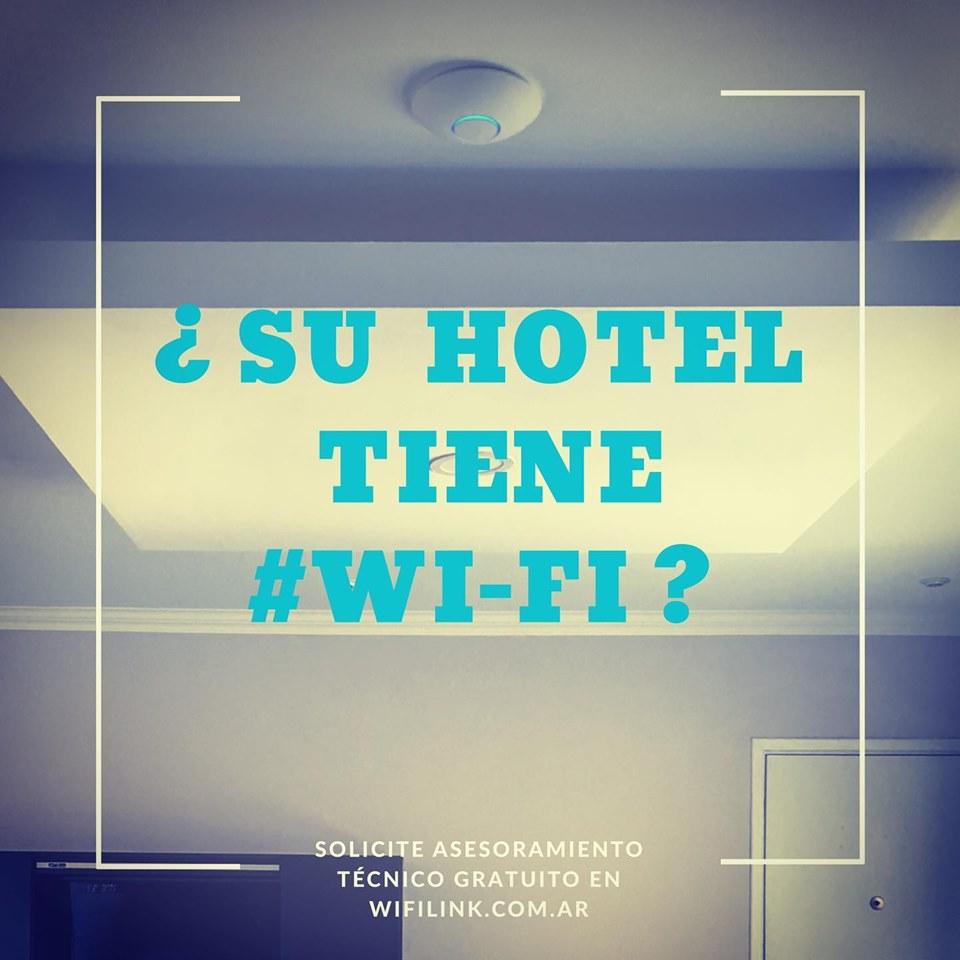 Instalación Wi-FiHoteles Mar del Plata