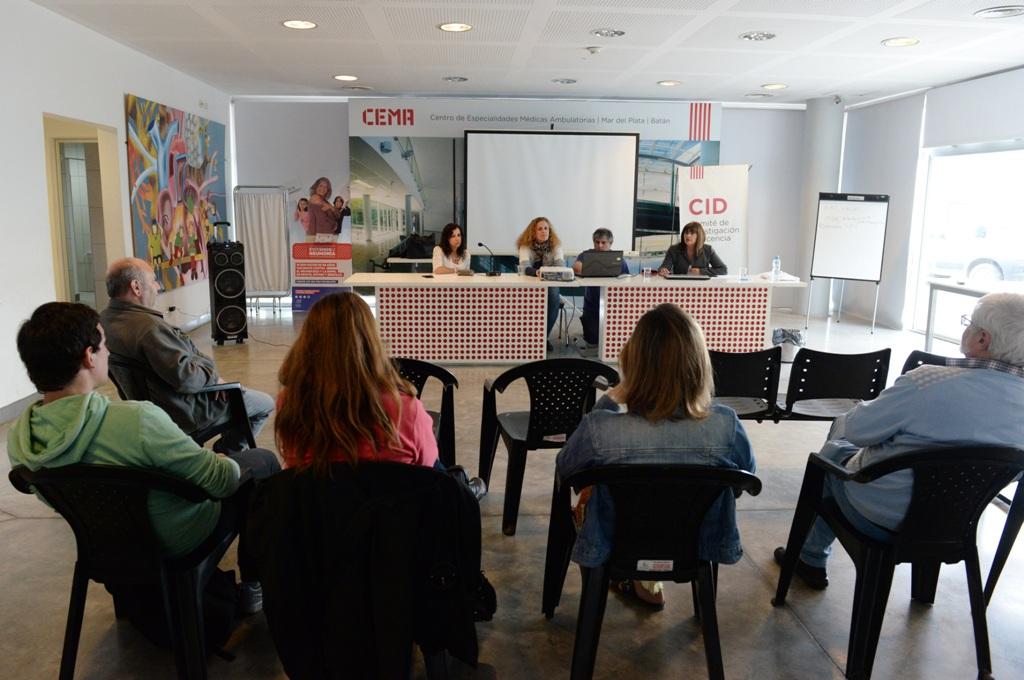 Especialistas disertaron sobre factores de riesgo en violencia de género y violencia intrafamiliar