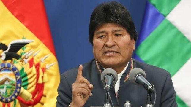 Renunció Evo Morales por pedido de las Fuerzas Armadas