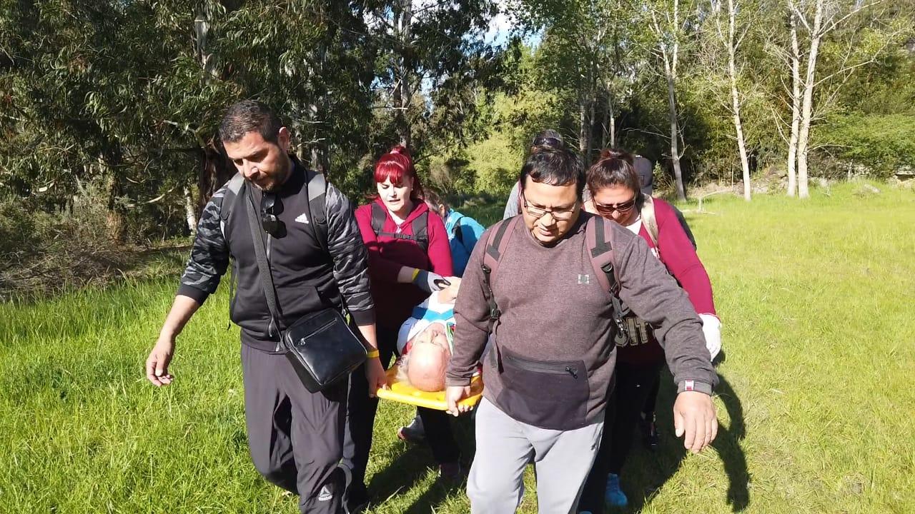 Mar del Plata se preparó para trabajar en emergencias en áreas rurales
